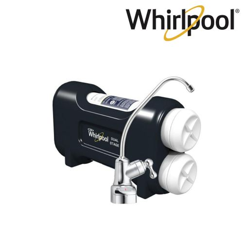 Whirlpool UltraEase™ Dual Stage Water Filtration System